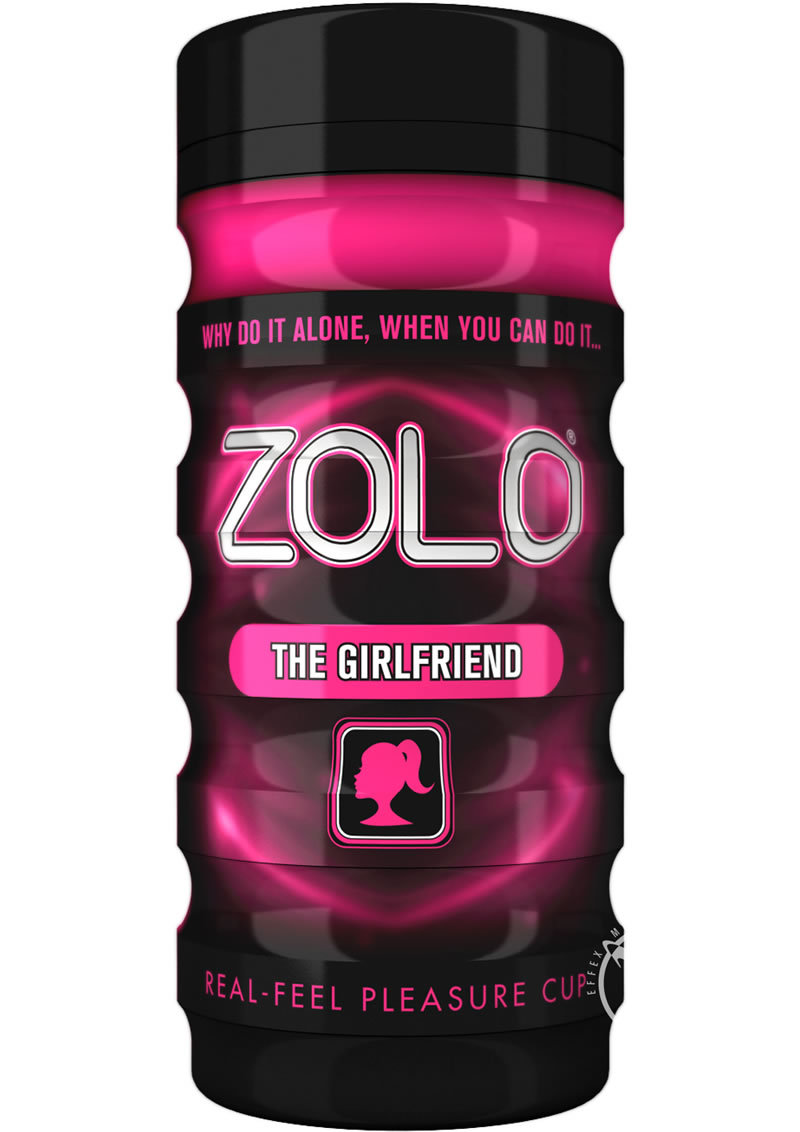 Zolo The Girlfriend Cup Masturbator - Pink